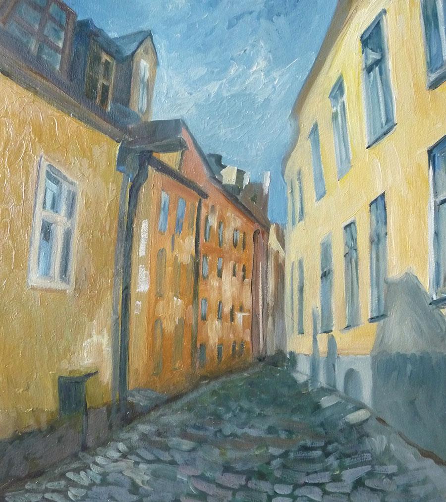 Копенгаген. Старе місто