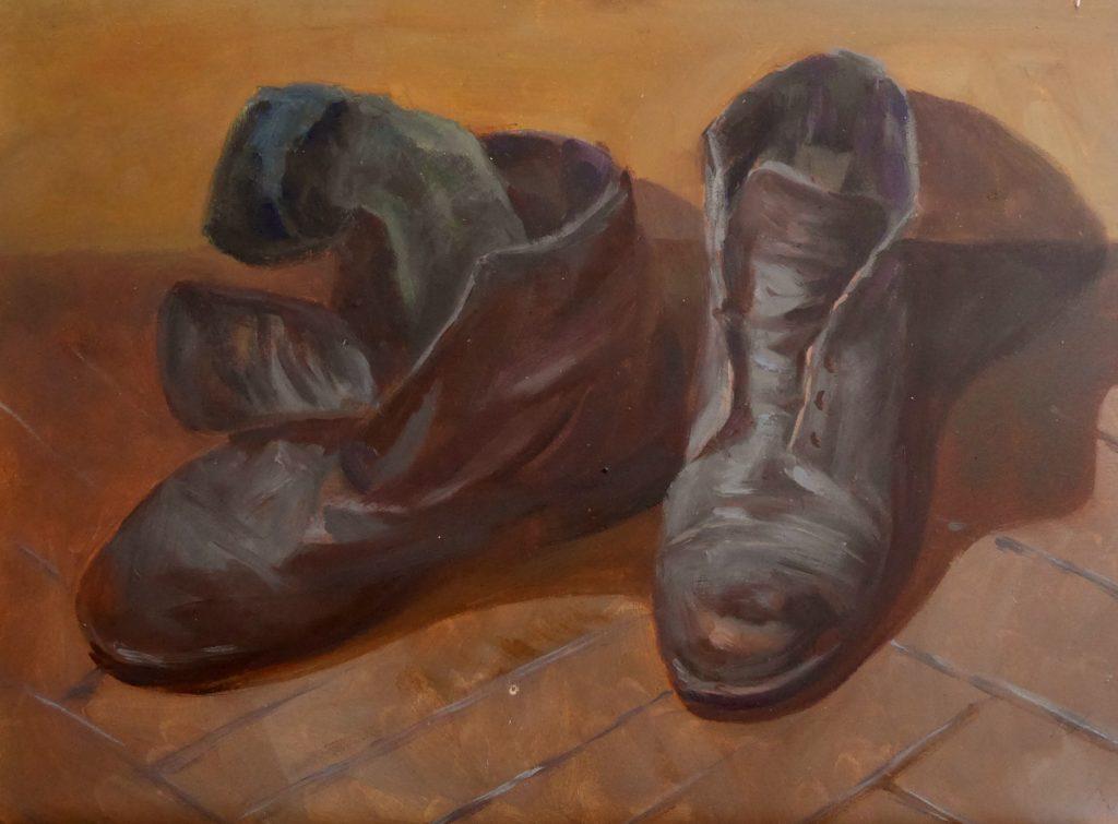 Старі черевики